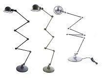 Stojací lampa Loft D9406