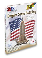 3D stavebnice Folia - Empire State Building - NY