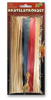 Obrázek produktu Sada Folia na výrobu slaměných ozdob - 75 ks