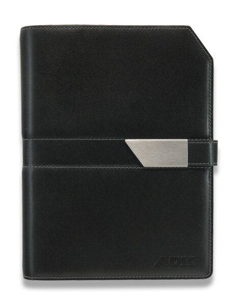 Plánovací diář ADK Classic New A5, černá barva