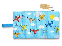 Dětský penál – Letadla