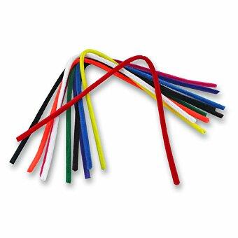 Obrázek produktu Modelovací drátky Folia - mix 10 barev