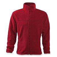 Adler Jacket - pánská fleece mikina na zip, velikost L, výběr barev
