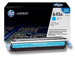Toner HP C9731A č. 645A  pro laserové tiskárny
