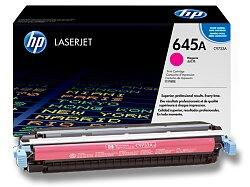 Toner HP C9733A č. 645A pro laserové tiskárny