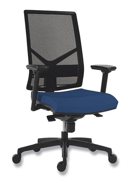 Kancelářská židle Antares 1850 Syn Omnia modrá