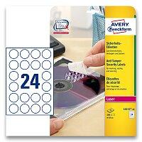 Bezpečnostní etikety Avery Zweckform
