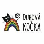 Logo Duhová kočka