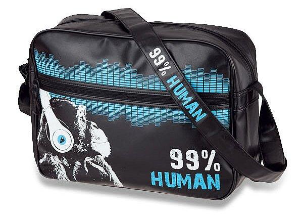 Taška přes rameno Walker Fun 99% Human