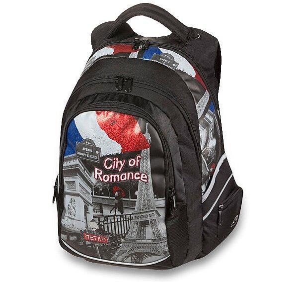 Školní batoh Walker Fame City of Romance