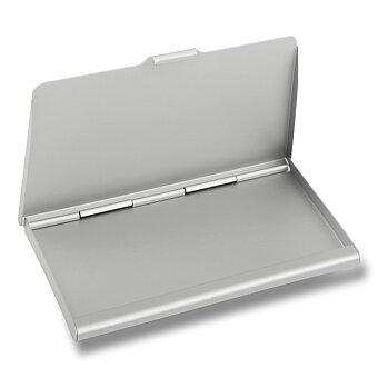 Obrázek produktu Kevin - kovový vizitkář s matným povrchem