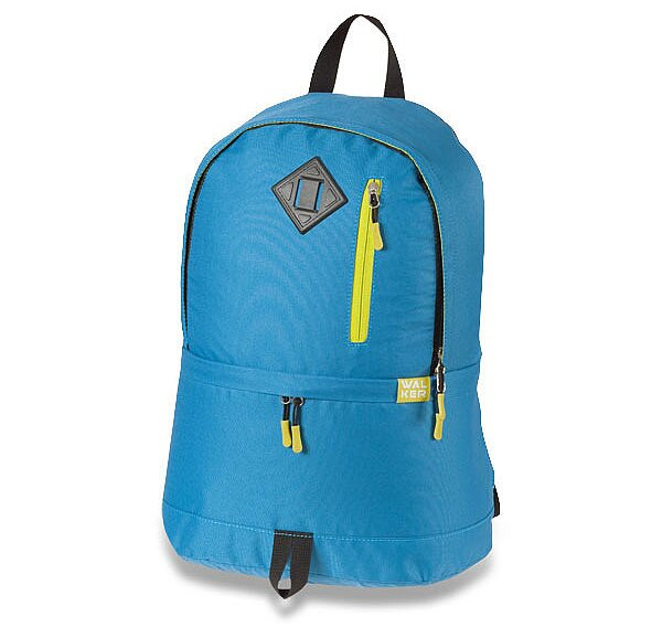 Školní batoh Walker Image petrolejový