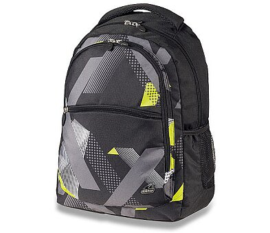 Obrázek produktu Školní batoh Walker Classic - černo-šedý