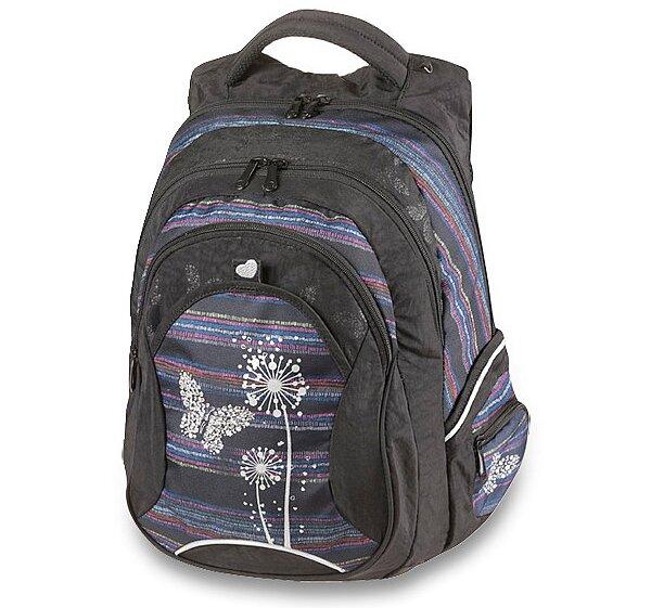 Školní batoh Walker Squizz Paradise indi/fuchsie