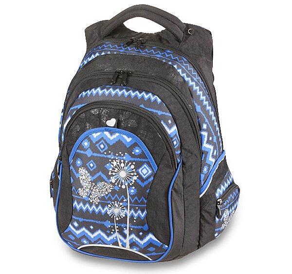 Školní batoh Walker Squizz Paradise indi/modrý