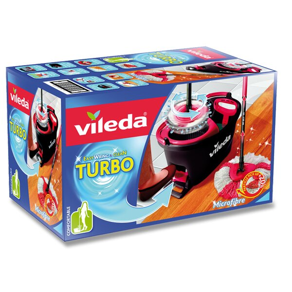Úklidový set Vileda Easy Wring and Clean Turbo