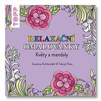 TOPP Relaxační omalovánky - Květy a mandaly