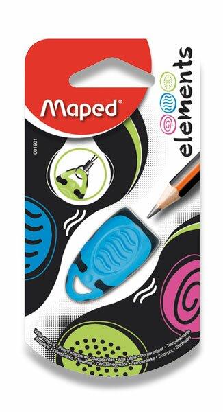 Ořezávátko Maped Elements 1 otvor, mix barev