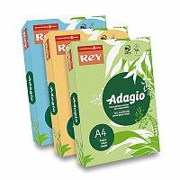 Barevný papír Rey Adagio střední sytost