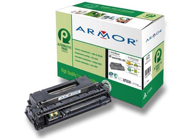 Toner Armor Q7553X č. 53X pro laserové tiskárny black (černá)