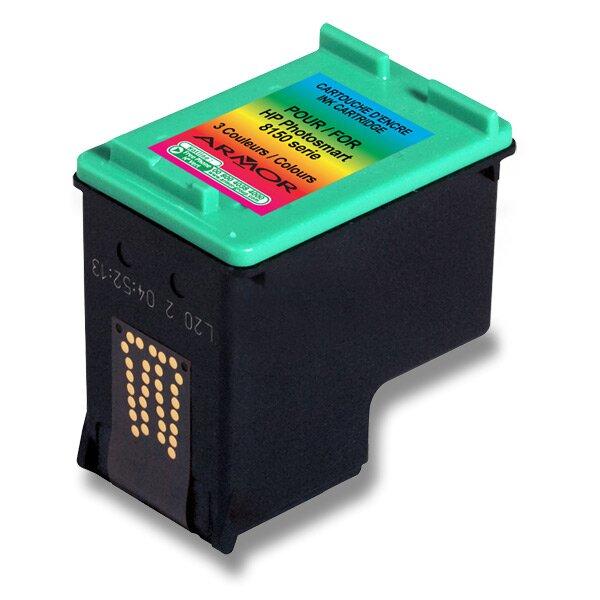 Cartridge Armor C9363E pro inkoustové tiskárny color (barevná), 14 ml