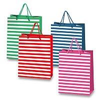 Dárková taška Stripes