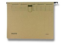 Závěsné zakládací desky s rychlovazačem Leitz Alpha