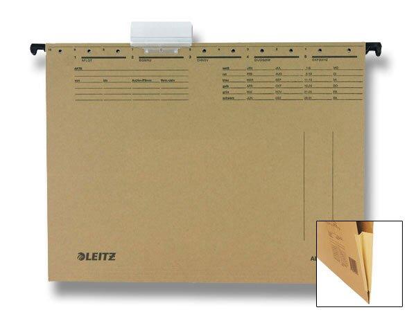 Závěsné zakládací desky Leitz Alpha typ V s kapsou