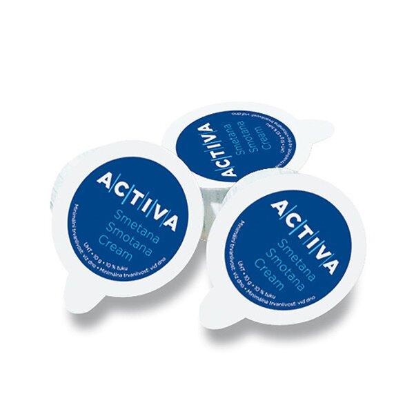 Porcovaná smetana do kávy Activa 240 ks po 10 g
