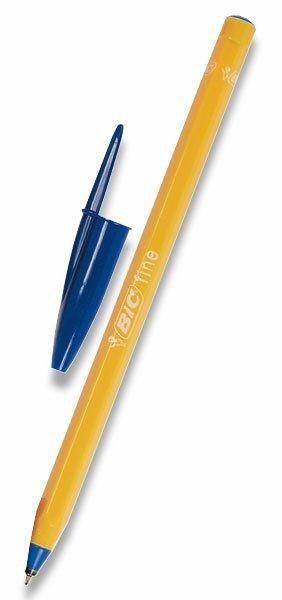 Kuličková tužka Bic Orange modrá