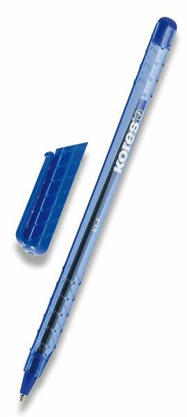 Kuličková tužka Kores K1 modrá