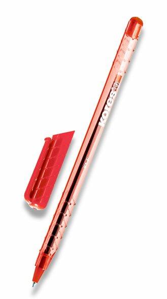 Kuličková tužka Kores K1 červená