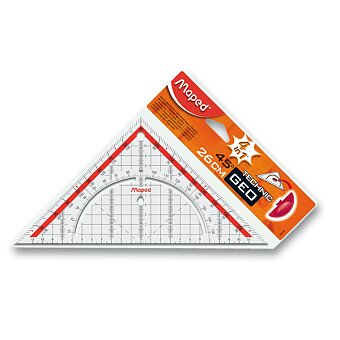 Obrázek produktu Trojúhelník Maped Technic - 26 cm