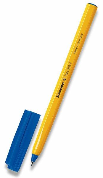 Kuličková tužka Schneider Tops 505 modrá