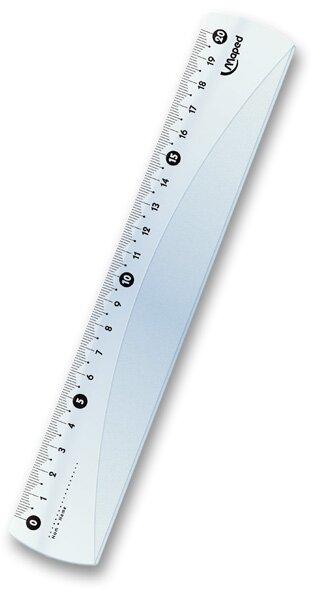 Plastové pravítko Maped Start 146 20 cm