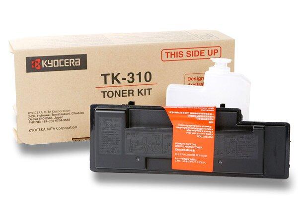 Toner Kyocera TK-310 pro laserové tiskárny black (černý)