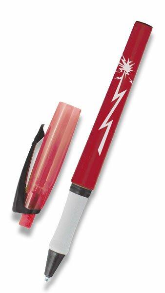 Kuličková tužka PaperMate Replay Max červená