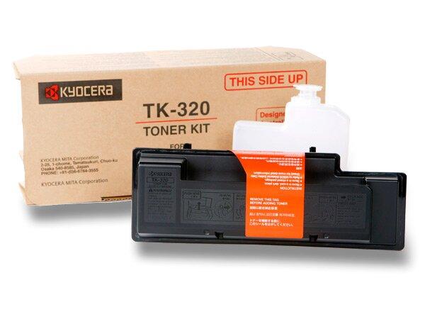 Toner Kyocera TK-320 pro laserové tiskárny black (černý)
