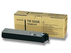 Toner Kyocera TK-520K pro tiskárny a faxy