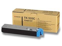 Toner Kyocera TK-520C pro tiskárny a faxy