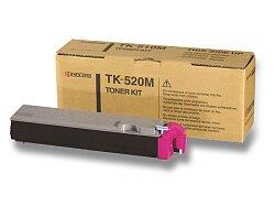 Toner Kyocera TK-520M pro tiskárny a faxy