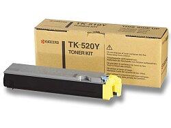 Toner Kyocera TK-520Y pro tiskárny a faxy