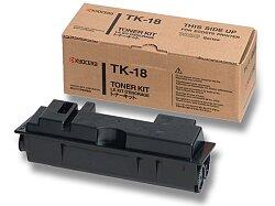 Toner Kyocera TK-18 pro laserové tiskárny