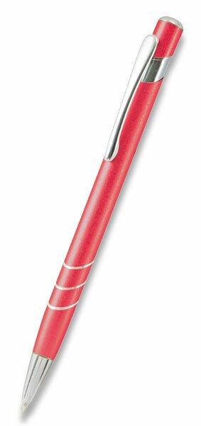 Kuličková tužka Paste v dárkovém balení červená