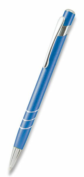 Kuličková tužka Paste v dárkovém balení modrá