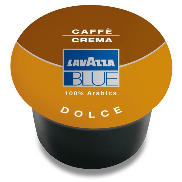 Kávové kapsle Lavazza Blue Espresso Dolce Crema 100 kapslí