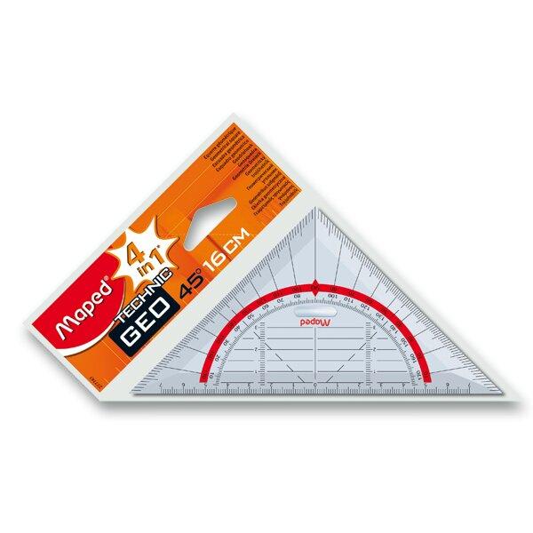 Trojúhelník Maped Technic 16 cm