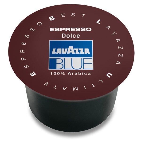 Kávové kapsle Lavazza Blue Espresso Dolce 100 kapslí