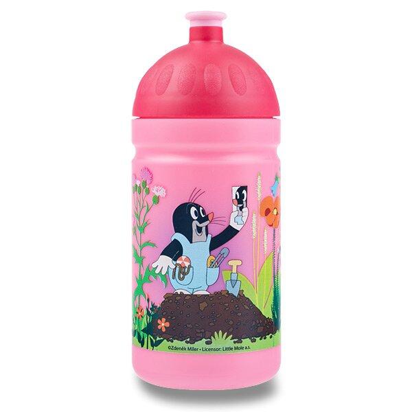 Zdravá lahev 0,5 l limitová edice Krteček, růžová
