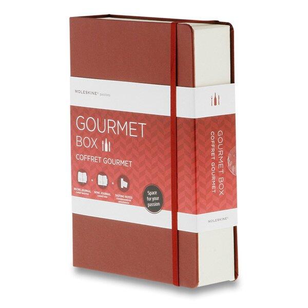 Moleskine Passion Gourmet Box dárková sada